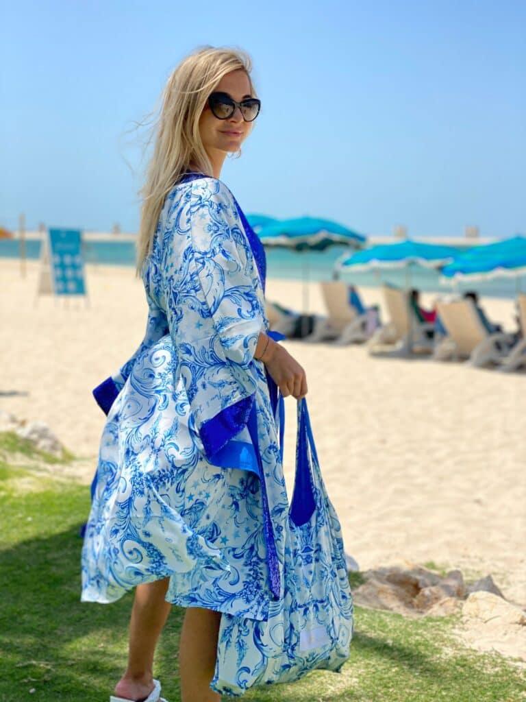 tuniki na plażę