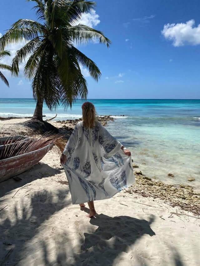 tunika damska na plażę